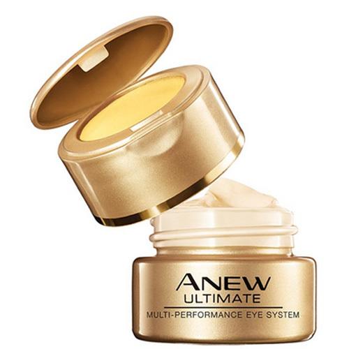 Avon Anew Ultimate 2-fázová omlazující péče o oční okolí 15 ml + 2,5 g