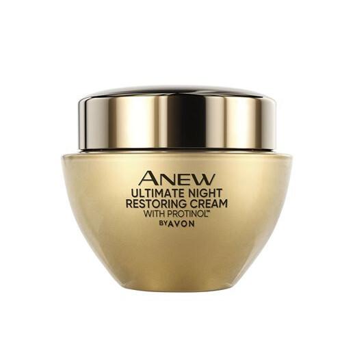 Avon Nočný omladzujúci krém Anew Ultimate s Protinolem ™ ( Ultimate Night Restoring Cream) 50 ml