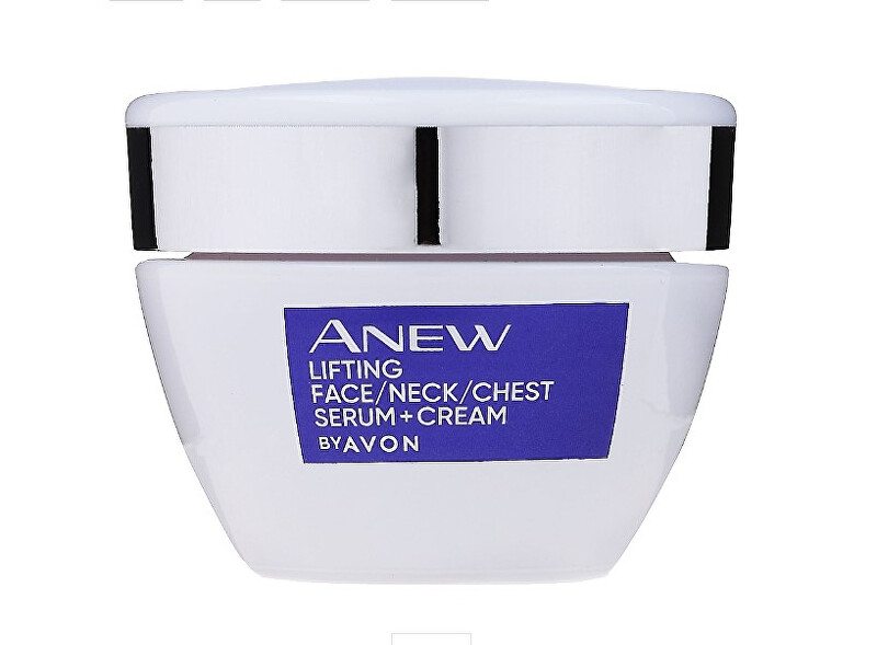 Avon Sérum na tvár, krk a dekolt Anew Lifting (Face/Neck/Chest Serum + Cream) 30 ml