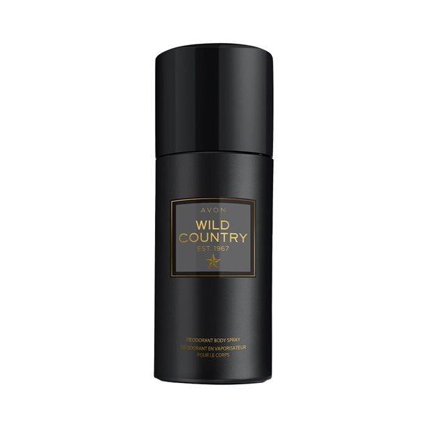 Avon Tělový sprej Wild Country 150 ml