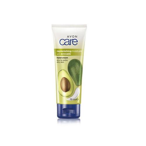 Avon Vyživující krém na ruce s avokádem Care (Replenishing Moisture Hand Cream) 75 ml