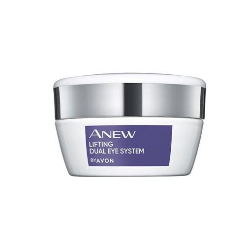 Avon Zpevňující liftingová duální oční péče Anew (Lifting Dual Eye System) 2 x 10 ml