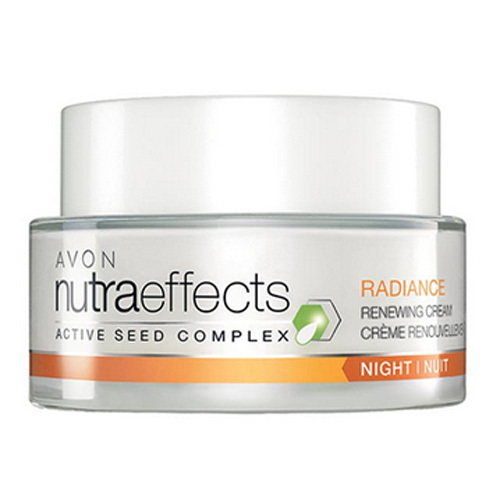 Avon Rozjasňujúci nočný krém Nutraeffects (Radiance Renewing Night Cream) 50 ml
