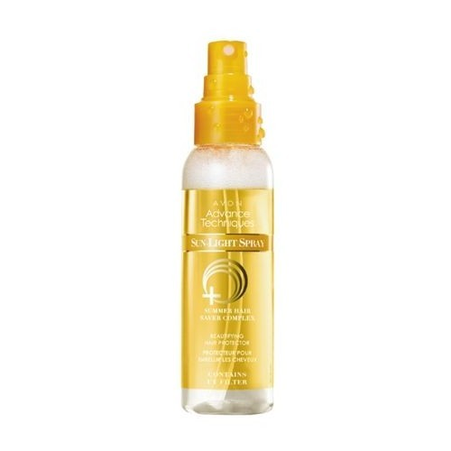 Avon Sprej na vlasy s UV filtrom Sun- Light Spray 100 ml