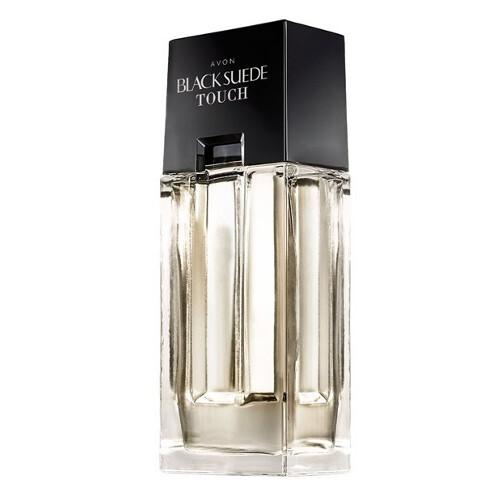 Avon Black Suede Touch toaletná voda pánska 125 ml