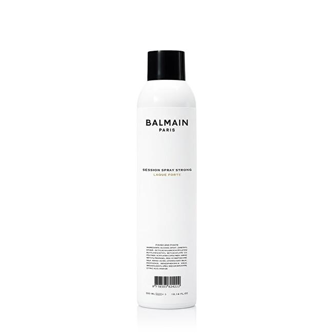 Balmain Lak na vlasy so silnou fixáciou (Session Spray Strong ) 300 ml