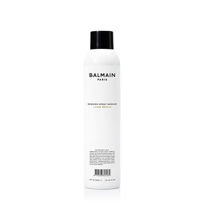 Balmain Lak na vlasy so strednou fixáciou (Session Spray Medium) 300 ml