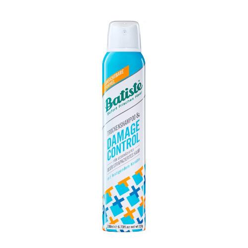 Batiste Suchý šampon na poškozené a oslabené vlasy Damage Control (Dry Shampoo) 200 ml