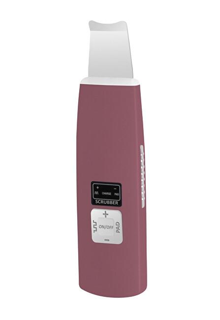 Beauty Relax Hĺbkovo čistiaci ultrazvuková kozmetická špachtľa na tvár BR-1010