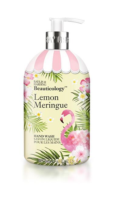Baylis & Harding Tekuté mýdlo na ruce Lemon Meringue (Hand Wash) 500 ml