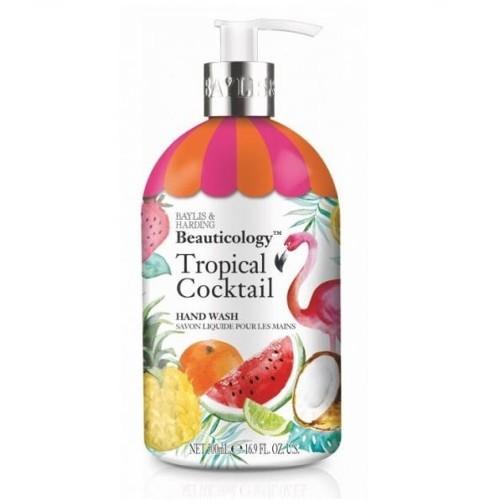 Baylis & Harding Tekuté mýdlo na ruce Tropický koktejl (Hand Wash) 500 ml