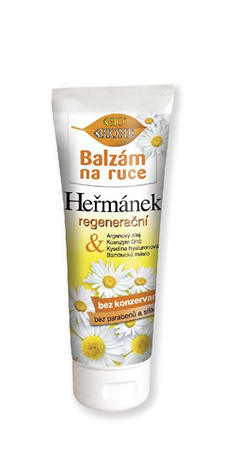 Bione Cosmetics Balzam na ruky Heřmánek 205 ml