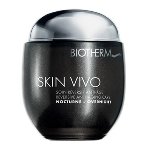 Omlazující noční krém Skin Vivo (Overnight Reversive Anti-Aging Care with Pure Thermal Plankton) 50 ml