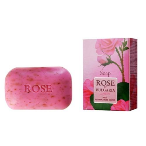 BioFresh Prírodné mydlo s ružovou vodou Rose Of Bulgaria (Soap) 100 g