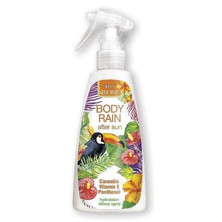 Bione Cosmetics Regeneračný sprej na pokožku po opaľovaní ( Body Rain After Sun ) 260 ml