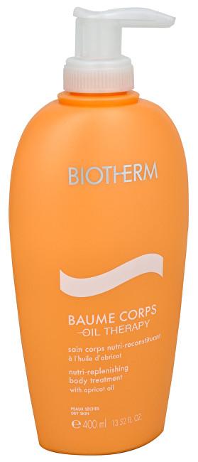 Fotografie Biotherm Baume Corps Intensive Body Treatment 400ml Pro suchou pokožku Biotherm