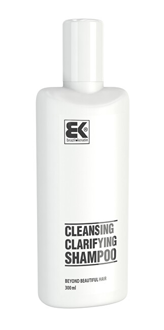 Brazil Keratin Čisticí šampon (Clarifying) 300 ml