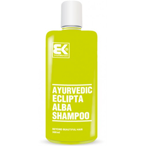 Brazil Keratin Šampón s ajurvédsku bylinou (Ayurvedic Eclipta Alba Shampoo) 300 ml