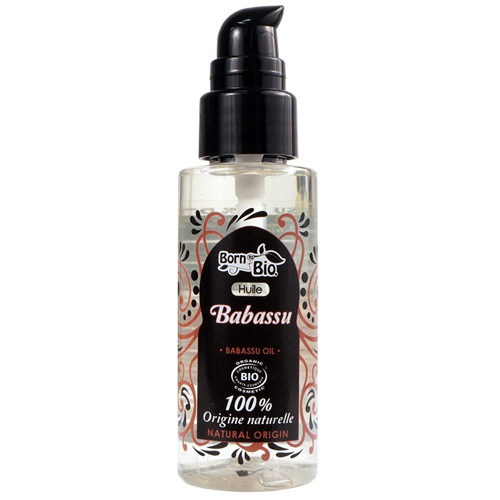 Born to Bio BIO Babassuový olej 50 ml
