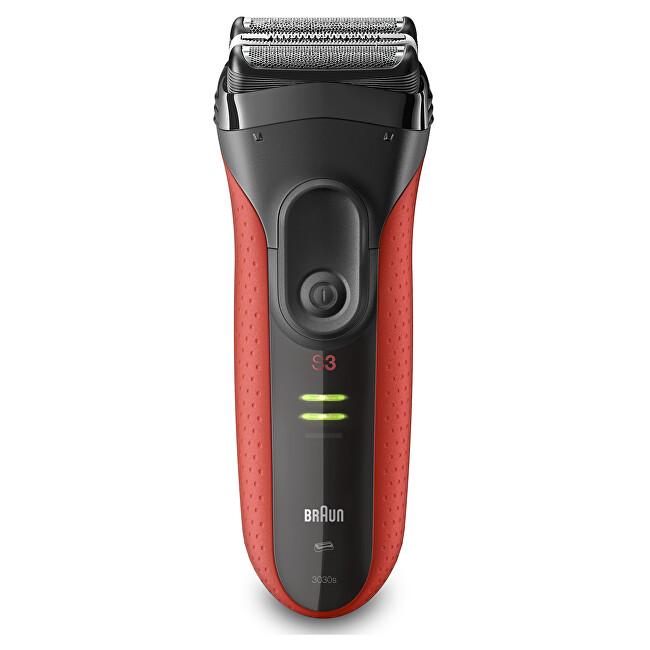 Braun Dobíjacie elektrický planžetový holiaci strojček Series 3 3030s