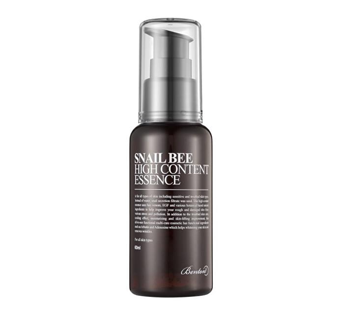 Benton Obnovující esence se šnečím extraktem Snail Bee (High Content Essence) 60 ml