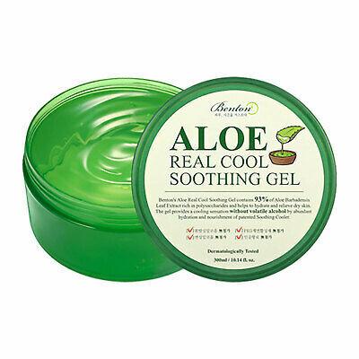 Benton Upokojujúci gél pre suchú pokožku Aloe Real Cool (Soothing Gel) 300 ml