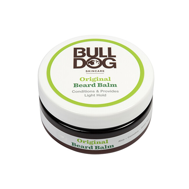 Bulldog Balzam na bradu na normálnu pleť Original Beard Balm 75 ml