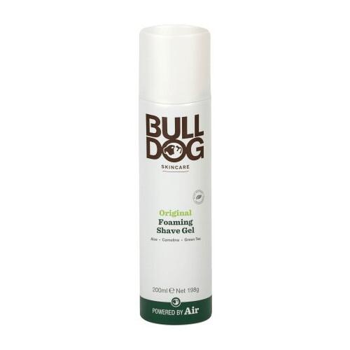 Bulldog Penový gél na holenie pre normálnu pleť ( Original Foaming Shave Gel) 200 ml