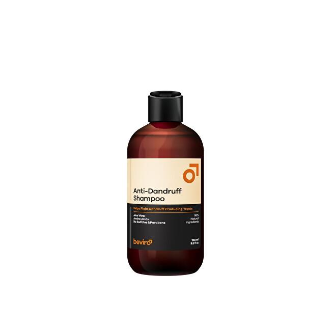 beviro Šampón proti lupinám Anti-Dandruff Shampoo 250 ml