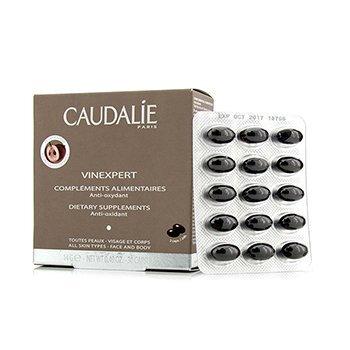 Caudalie Antioxidačné doplnok stravy Vinexpert (Dietary Supplements Anti-oxidant) 30 tabliet