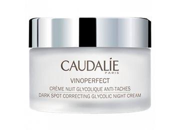 Caudalie Nočný pleťový krém na pigmentové škvrny Vinoperfect (Dark Spot Correcting Glycolic Night Cream) 50 ml