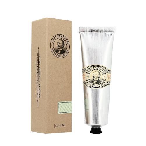 Captain Fawcett Expediční krém na holení (Shaving Cream) 150 ml