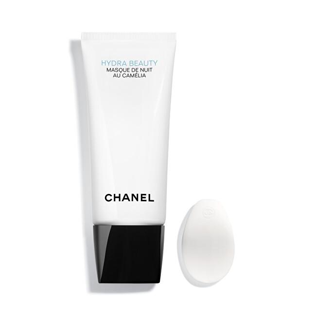 Chanel Nočná hydratačná maska Hydra Beauty (Masque De Nuit Au Camelia) 100 ml