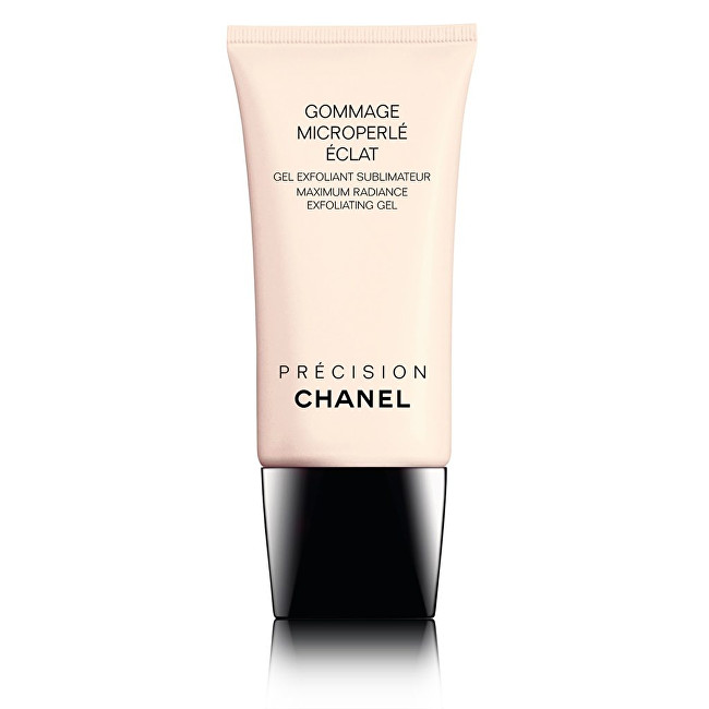 Chanel Rozjasňující exfoliační gel Gommage Microperle Eclat (Maximum Radiance Exfoliating Gel) 75 ml