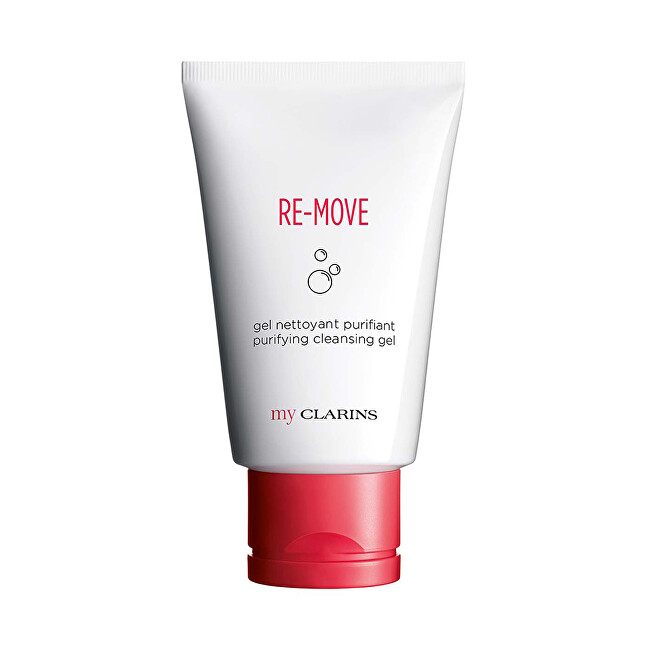 Clarins Čisticí pěnivý gel My Clarins Re-Move (Purifying Cleansing Gel) 125 ml