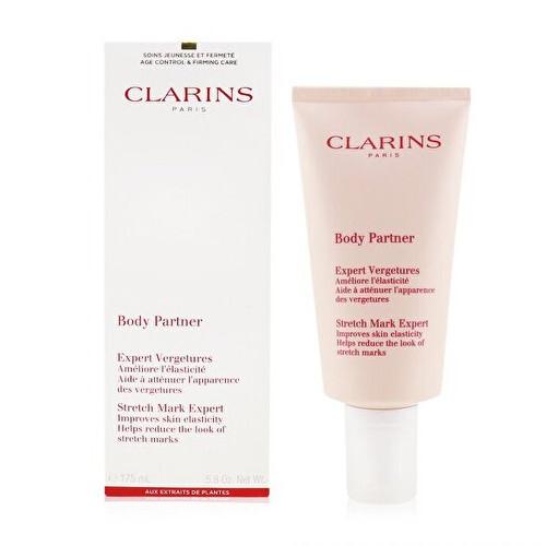 Clarins Tělový krém proti striám Body Partner (Strech Mark Expert) 175 ml