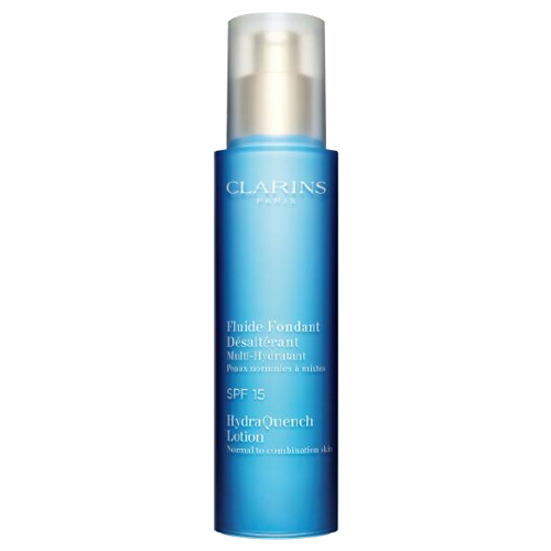 Clarins Hydratačný fluid HydraQuench SPF 15 (Lotion Normal to Combination Skin) 50 ml