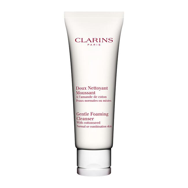 Clarins Jemná čisticí pěna pro normální až smíšenou pleť (Gentle Foaming Cleanser) 125 ml