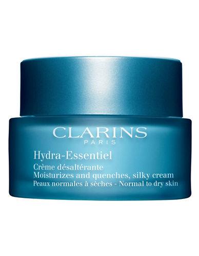 Clarins Jemný hydratační krém Hydra Essentiel (Silky Cream) 50 ml - SLEVA - poškozená krabička