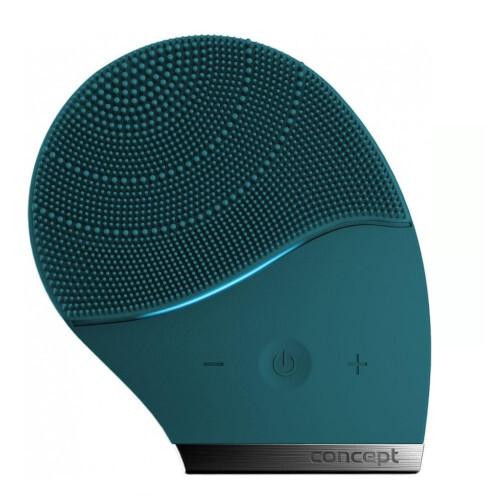 Concept Čistiaca sonická kefka na tvár Sonivibe SK9000 - smaragd