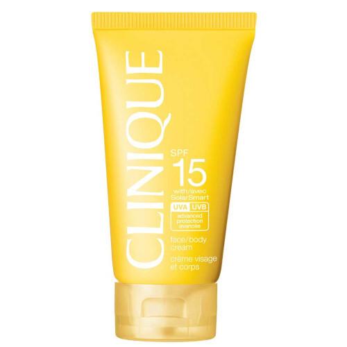 Clinique Krém na opalování SPF 15 Sun (Face and Body Cream) 150 ml