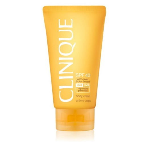 Clinique Krém na opalování SPF 40 (Body Cream) 150 ml