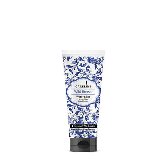 Careline Vyživujúci krém na ruky Čerstvý vánok ( Nourish ing Hand Cream) 100 ml