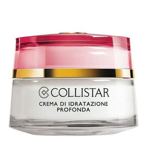 Collistar Deep Moisturizing Cream intenzívny hydratačný krém na normálnu a suchú pleť 50 ml