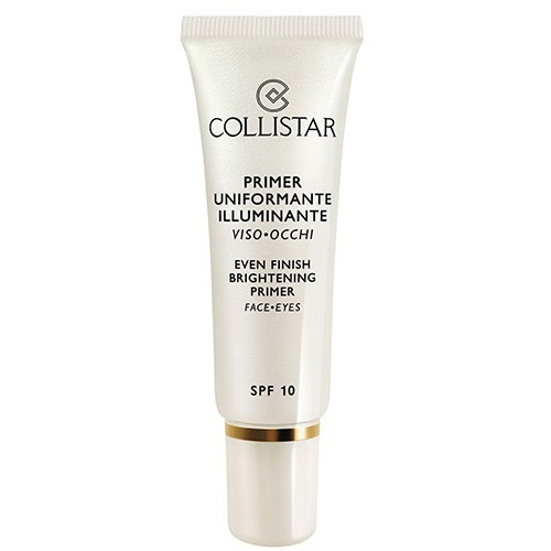Collistar Podkladová báza pod make-up SPF 10 (Even Finish Brightenig Primer Face-Eyes) 30 ml