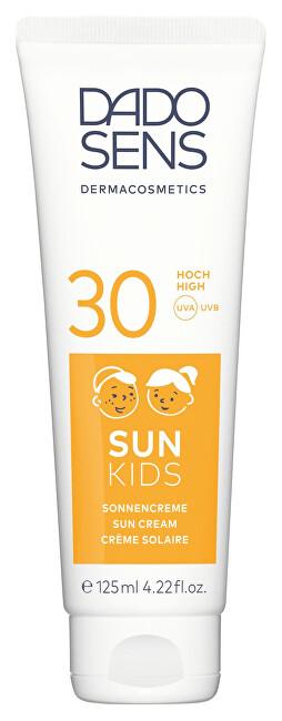 DADO SENS Opaľovací krém pre deti SPF 30 Sun Kids 125 ml