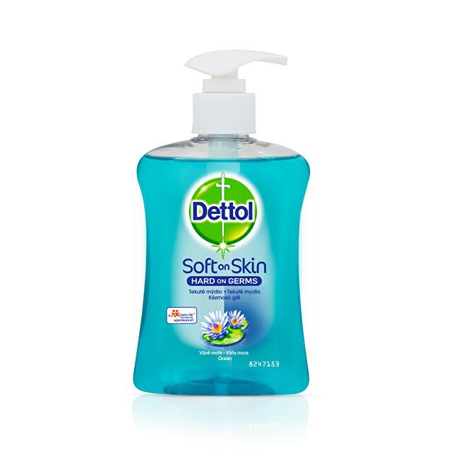 Dettol Tekuté mýdlo Vůně moře 250 ml