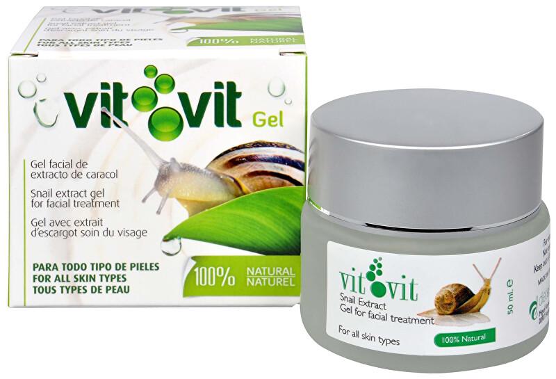 Diet Esthetic Pleťový gel s hlemýždím extraktem Vit Vit 50 ml