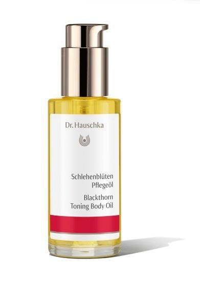 Dr. Hauschka Trnkový pestujúci telový olej (Blackthorn Body Oil) 75 ml
