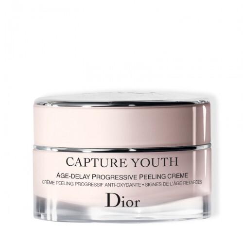 Dior Pleťový peelingový krém Capture Youth (Age-Delay Progressive Peeling Creme) 50 ml